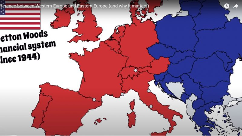 west_est_europe